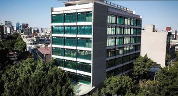NEX-23214 - Oficina en Renta en Roma Sur, CP 06760, Ciudad de México, con 6927 m2 de construcción.