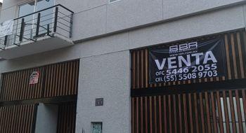 NEX-24422 - Departamento en Venta en Roma Sur, CP 06760, Ciudad de México, con 3 recamaras, con 2 baños, con 110 m2 de construcción.