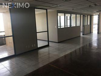 NEX-33305 - Oficina en Renta, con 580 m2 de construcción en Polanco I Sección, CP 11510, Ciudad de México.