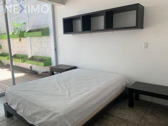 NEX-36639 - Departamento en Venta, con 1 recamara, con 1 baño, con 1 medio baño, con 90 m2 de construcción en Condesa, CP 06140, Ciudad de México.