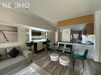 NEX-38303 - Departamento en Venta, con 2 recamaras, con 2 baños, con 90 m2 de construcción en Xoco, CP 03330, Ciudad de México.