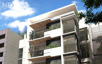 NEX-38722 - Departamento en Venta, con 2 recamaras, con 2 baños, con 73 m2 de construcción en Del Valle Centro, CP 03100, Ciudad de México.