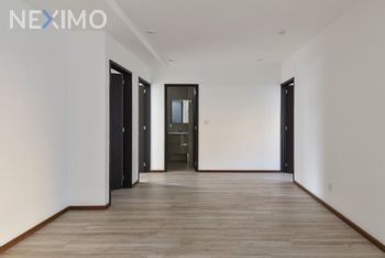NEX-43788 - Departamento en Venta, con 3 recamaras, con 2 baños, con 110 m2 de construcción en Roma Sur, CP 06760, Ciudad de México.