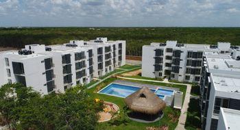 NEX-21262 - Departamento en Venta en Las Palmas, CP 77723, Quintana Roo, con 2 recamaras, con 1 baño, con 50 m2 de construcción.
