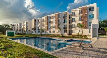 NEX-21276 - Departamento en Venta en Las Palmas, CP 77723, Quintana Roo, con 3 recamaras, con 2 baños, con 77 m2 de construcción.