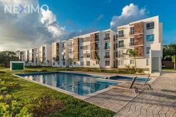 NEX-21276 - Departamento en Venta en Las Palmas, CP 77723, Quintana Roo, con 3 recamaras, con 2 baños, con 85 m2 de construcción.