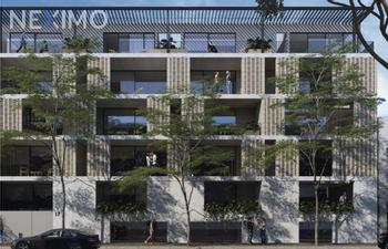 NEX-3019 - Departamento en Venta, con 1 recamara, con 1 baño, con 1 medio baño, con 90 m2 de construcción en Hipódromo Condesa, CP 06170, Ciudad de México.