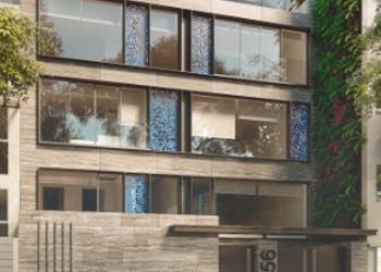 NEX-3161 - Departamento en Venta en Polanco III Sección, CP 11540, Ciudad de México, con 2 recamaras, con 2 baños, con 153 m2 de construcción.