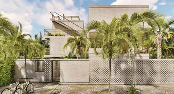 NEX-4064 - Departamento en Venta en La Veleta, CP 77760, Quintana Roo, con 1 recamara, con 1 baño, con 32 m2 de construcción.