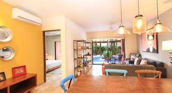 NEX-21141 - Departamento en Venta en Aldea Zama, CP 77760, Quintana Roo, con 2 recamaras, con 2 baños, con 97 m2 de construcción.