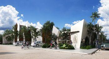 NEX-21149 - Departamento en Venta en Aldea Zama, CP 77760, Quintana Roo, con 1 recamara, con 1 baño, con 48 m2 de construcción.
