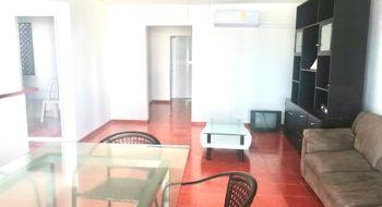 NEX-21398 - Departamento en Renta en Supermanzana 3 Centro, CP 77500, Quintana Roo, con 2 recamaras, con 2 baños, con 60 m2 de construcción.