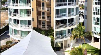 NEX-29841 - Departamento en Renta en Zona Hotelera, CP 77500, Quintana Roo, con 3 recamaras, con 3 baños, con 160 m2 de construcción.