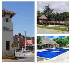 NEX-41613 - Casa en Renta en Real Valencia, CP 77539, Quintana Roo, con 3 recamaras, con 1 baño, con 60 m2 de construcción.