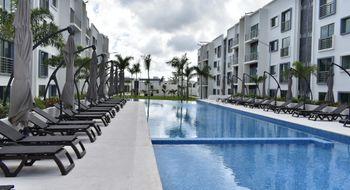 NEX-20957 - Departamento en Venta en Campestre, CP 77535, Quintana Roo, con 3 recamaras, con 2 baños, con 110 m2 de construcción.