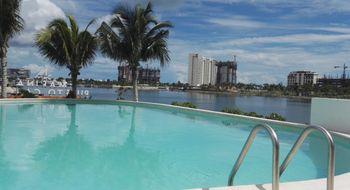 NEX-21037 - Departamento en Renta en Zona Hotelera, CP 77500, Quintana Roo, con 2 recamaras, con 2 baños, con 108 m2 de construcción.