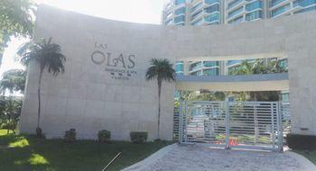 NEX-21794 - Departamento en Renta en Zona Hotelera, CP 77500, Quintana Roo, con 3 recamaras, con 4 baños, con 1 medio baño, con 340 m2 de construcción.