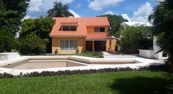 NEX-21458 - Casa en Renta en Club de Golf La Ceiba, CP 97302, Yucatán, con 3 recamaras, con 4 baños, con 1 medio baño, con 410 m2 de construcción.
