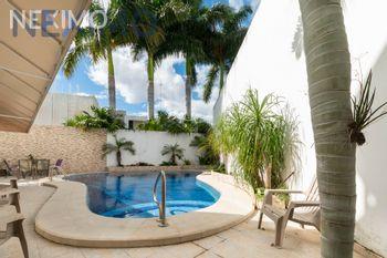 NEX-39761 - Casa en Venta, con 4 recamaras, con 4 baños, con 1 medio baño, con 300 m2 de construcción en Algarrobos Desarrollo Residencial, CP 97305, Yucatán.