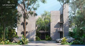 NEX-22668 - Departamento en Venta en Montes de Ame, CP 97115, Yucatán, con 1 recamara, con 1 baño, con 1 medio baño, con 67 m2 de construcción.