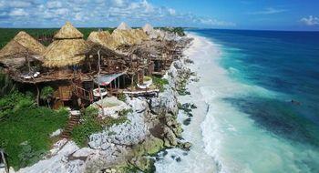 NEX-21758 - Departamento en Venta en Aldea Zama, CP 77760, Quintana Roo, con 1 recamara, con 1 baño, con 27 m2 de construcción.