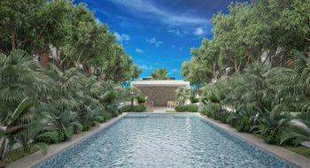 NEX-22185 - Departamento en Venta en Bosques San Miguel, CP 77535, Quintana Roo, con 2 recamaras, con 2 baños, con 83 m2 de construcción.