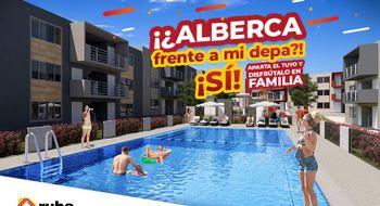 NEX-23736 - Departamento en Venta en Paseo de las Palmas II, CP 91697, Veracruz de Ignacio de la Llave, con 2 recamaras, con 1 baño, con 45 m2 de construcción.
