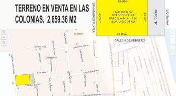 NEX-25411 - Terreno en Venta en El Morro las Colonias, CP 94293, Veracruz de Ignacio de la Llave.