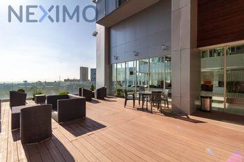 NEX-32657 - Departamento en Renta en Lomas de Santa Fe, CP 01219, Ciudad de México, con 3 recamaras, con 2 baños, con 1 medio baño, con 200 m2 de construcción.