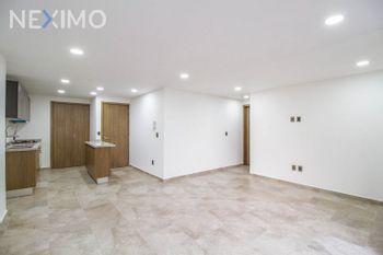 NEX-29708 - Departamento en Venta, con 2 recamaras, con 2 baños, con 1 medio baño, con 106 m2 de construcción en Escandón II Sección, CP 11800, Ciudad de México.