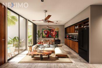 NEX-30465 - Departamento en Venta, con 2 recamaras, con 2 baños, con 123 m2 de construcción en La Veleta, CP 77760, Quintana Roo.