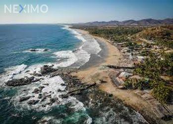 NEX-42487 - Terreno en Venta en La Barrita (Playa la Barrita), CP 40833, Guerrero.