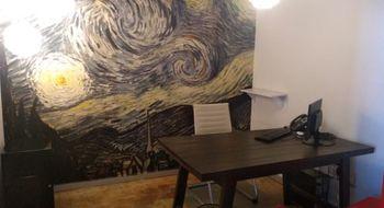 NEX-27014 - Oficina en Renta en Cuauhtémoc, CP 06500, Ciudad de México, con 100 m2 de construcción.
