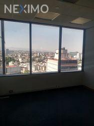 NEX-27028 - Oficina en Renta, con 140 m2 de construcción en Del Valle Centro, CP 03100, Ciudad de México.