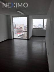 NEX-27072 - Oficina en Renta, con 2 medio baños, con 190 m2 de construcción en Del Valle Centro, CP 03100, Ciudad de México.