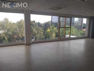 NEX-29890 - Oficina en Renta, con 3 baños, con 365 m2 de construcción en Nápoles, CP 03810, Ciudad de México.
