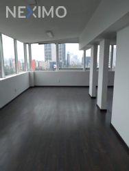 NEX-29891 - Oficina en Renta, con 2 baños, con 190 m2 de construcción en Del Valle Centro, CP 03100, Ciudad de México.