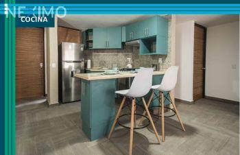 NEX-31387 - Departamento en Venta, con 2 recamaras, con 1 baño, con 76 m2 de construcción en Tacuba, CP 11410, Ciudad de México.