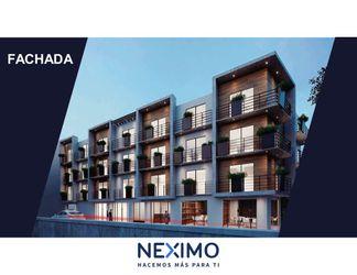 NEX-32311 - Departamento en Venta en Escandón I Sección, CP 11800, Ciudad de México, con 2 recamaras, con 1 baño, con 77 m2 de construcción.