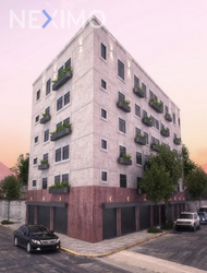 NEX-41409 - Departamento en Venta, con 1 recamara, con 1 baño, con 61 m2 de construcción en Pensador Mexicano, CP 15510, Ciudad de México.