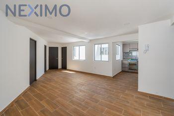 NEX-31688 - Departamento en Venta en Escandón I Sección, CP 11800, Ciudad de México, con 2 recamaras, con 1 baño, con 97 m2 de construcción.