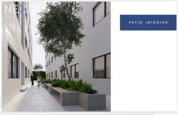 NEX-33608 - Departamento en Venta, con 2 recamaras, con 1 baño, con 104 m2 de construcción en San Simón Ticumac, CP 03660, Ciudad de México.