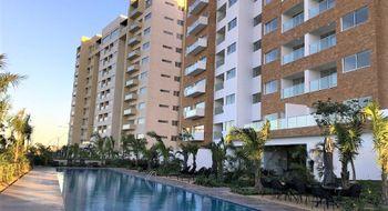 NEX-27219 - Departamento en Renta en Vía Montejo, CP 97204, Yucatán, con 3 recamaras, con 2 baños, con 1 medio baño, con 126 m2 de construcción.