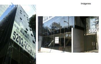 NEX-33982 - Oficina en Renta, con 257 m2 de construcción en Roma Sur, CP 06760, Ciudad de México.