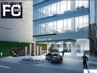 NEX-33990 - Oficina en Renta, con 4 baños, con 350 m2 de construcción en Polanco II Sección, CP 11530, Ciudad de México.