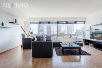 NEX-36089 - Departamento en Renta, con 2 recamaras, con 3 baños, con 126 m2 de construcción en El Molino, CP 05240, Ciudad de México.