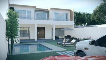 NEX-28380 - Casa en Venta en Burgos Bugambilias, CP 62584, Morelos, con 5 recamaras, con 6 baños, con 1 medio baño, con 386 m2 de construcción.