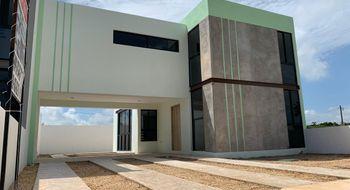 NEX-27906 - Casa en Venta en Conkal, CP 97345, Yucatán, con 3 recamaras, con 3 baños, con 1 medio baño, con 215 m2 de construcción.