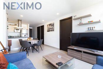 NEX-35048 - Departamento en Venta en Portales Norte, CP 03303, Ciudad de México, con 2 recamaras, con 2 baños, con 65 m2 de construcción.