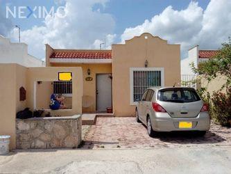 NEX-30238 - Casa en Venta en Las Américas II, CP 97302, Yucatán, con 3 recamaras, con 1 baño, con 107 m2 de construcción.